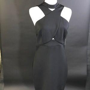 Sexy Guess Keyhole Cutout Scuba Dress NWT Sz 8